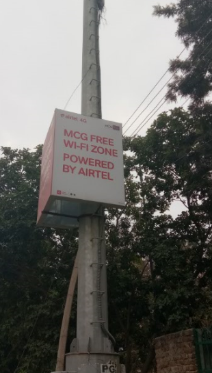 Airtel's Free Wi-Fi Service in Gurgaon: Performance Check